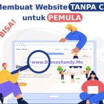 Cara Membuat Website Tanpa Coding untuk Pemula – Dijamin Bisa!